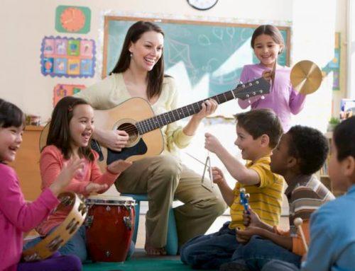 آشنایی با رویکرد ارف در آموزش موسیقی کودک