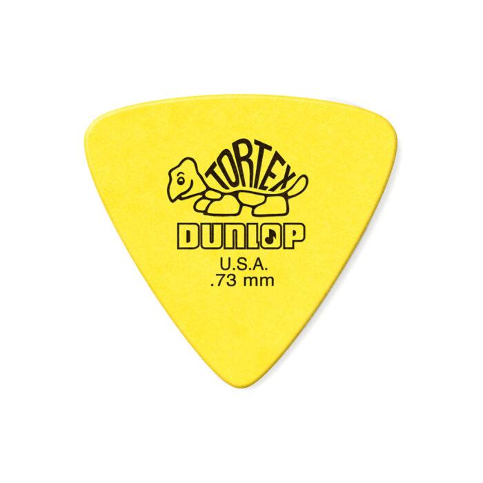 پیک گیتار Dunlop مدل Tortex Triangle 431R