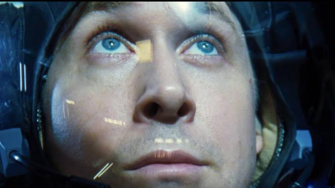 رایان گاسلینگ در فیلم نخستین انسان