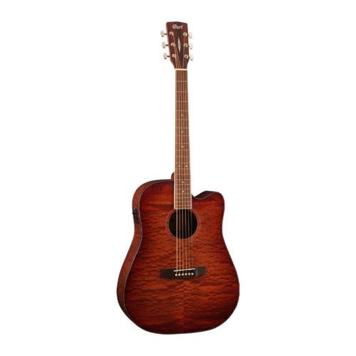 گیتار آکوستیک Cort مدل AD890MBCF NAT