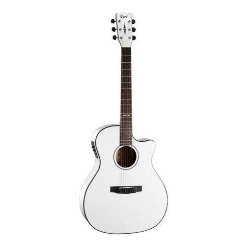 گیتار آکوستیک Cort مدل GA5F WH