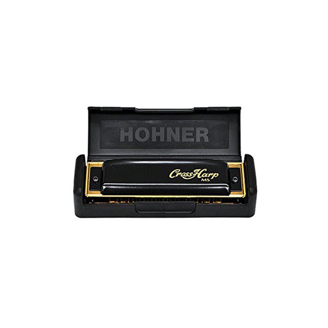 سازدهنی دیاتونیک Hohner مدل Cross Harp MS