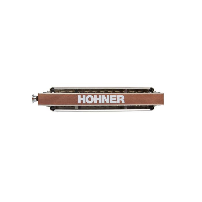 سازدهنی کروماتیک Hohner مدل Hard Bopper
