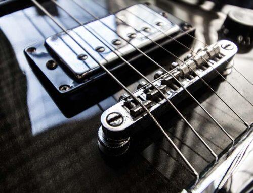 انواع پیکاپ برای گیتارهای الکترونیک
