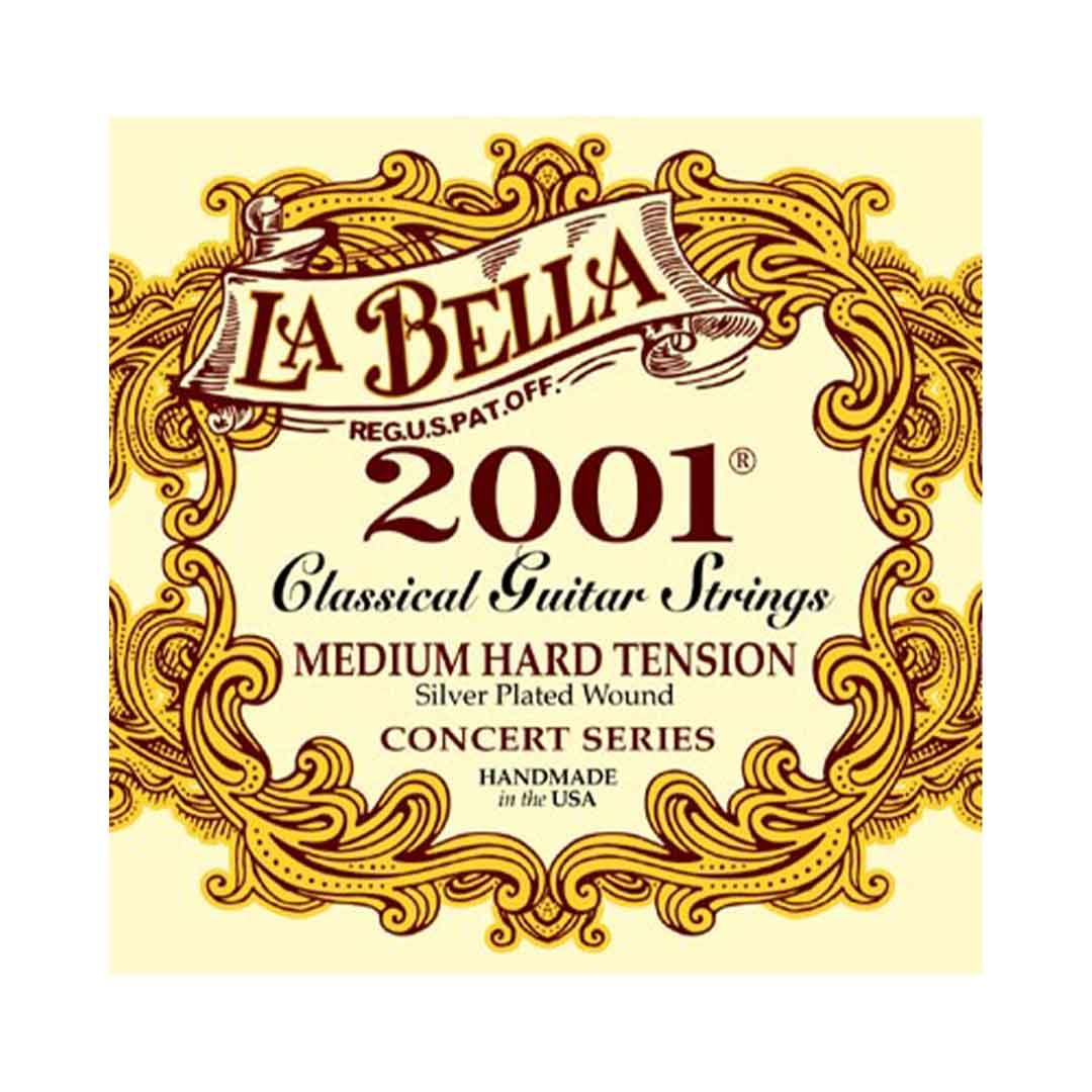 سیم گیتار La Bella مدل Classical 2001 MHT