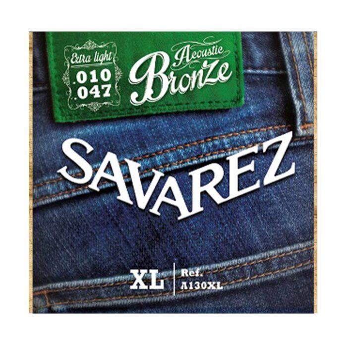 سیم گیتار Savarez مدل A130XL 10-47