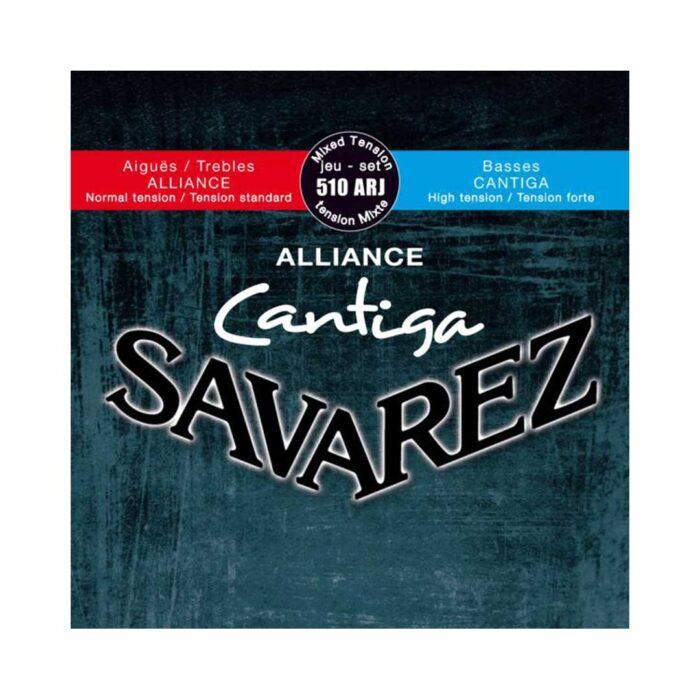 سیم گیتار Savarez مدل Cantiga 510 ARJ