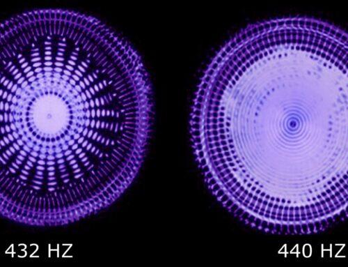 چرا سازهای آکوستیک را با در نظر گرفتن نت لا با فرکانس 440 هرتز کوک میکنند؟