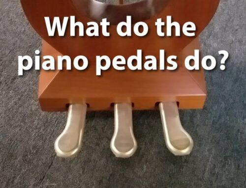 آیا میدانید پدالها در پیانوهای گرند چه عملکردی دارند؟