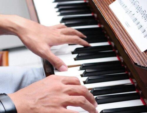 هشت نکته مهم برای تمرین پیانو