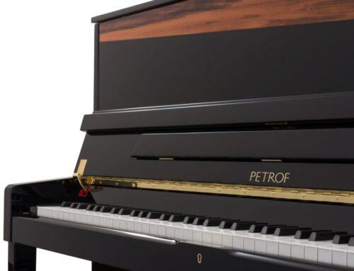 نگاهی به تاریخچه پیانو پتروف