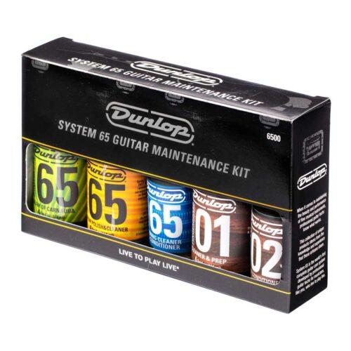 پک نگهداری گیتار Dunlop مدل 6500 Maintenance kit