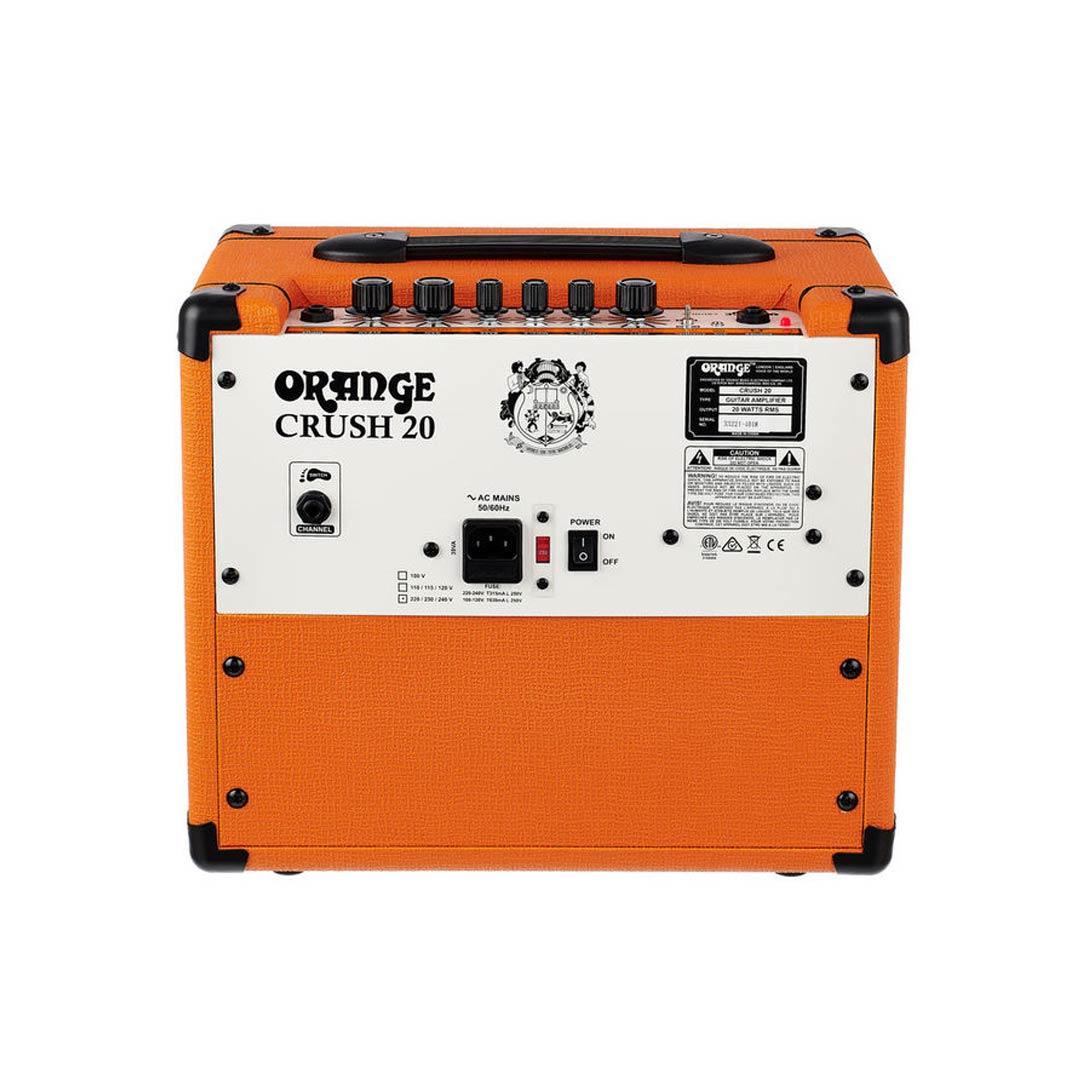 امپ Orange مدل Crush 20