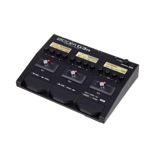افکت گیتار الکتریک Zoom مدل G3n