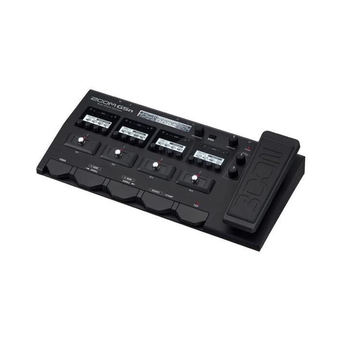 افکت گیتار الکتریک Zoom مدل G5n