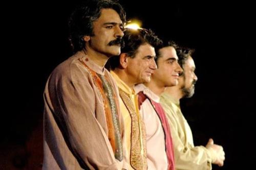 محمدرضا شجریان، حسین علیزاده، کیهان کلهر