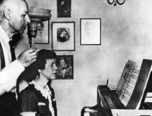 بلا بارتوک، پیانیست و موسیقیدان مجارستانی