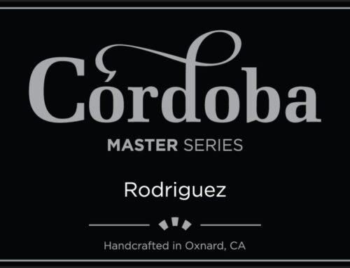 معرفی گیتارهای کوردوبا- سری Master