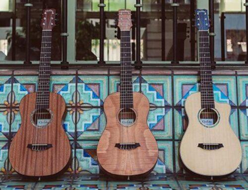 معرفی گیتارهای کوردوبا- سری Mini