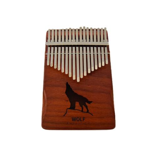 کالیمبا Wolf مدل Brown 17 Keys