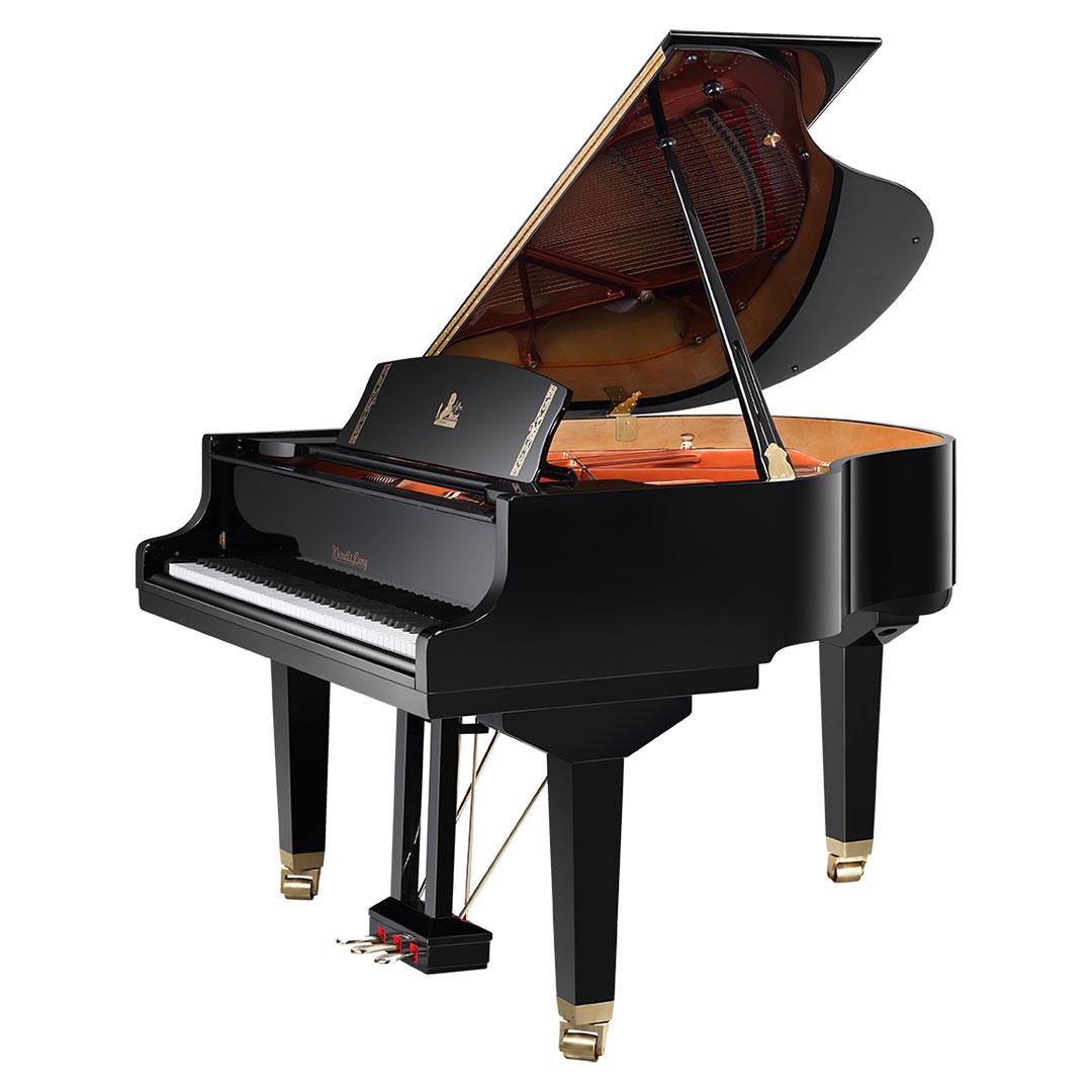 پیانو آکوستیک گرند Wendl & Lung مدل W162