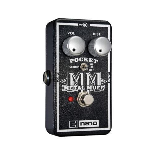 یونیت Electro Harmonix مدل Pocket Metal Muff