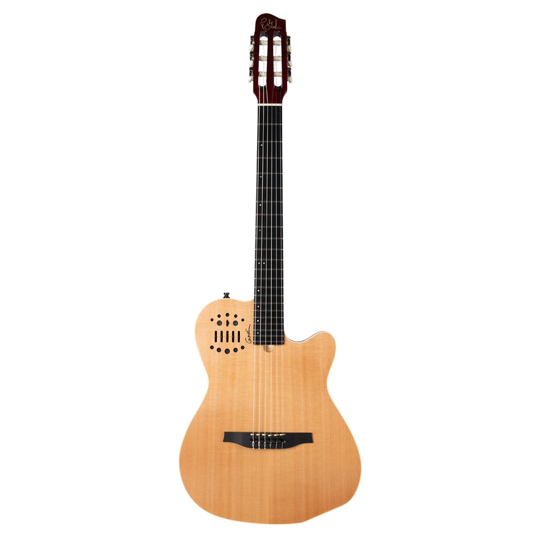 گیتار آکوستیک Godin مدل ACS Cedar Natural SG