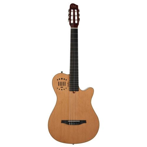 گیتار آکوستیک Godin مدل Multiac Grand Concert Duet Ambiance