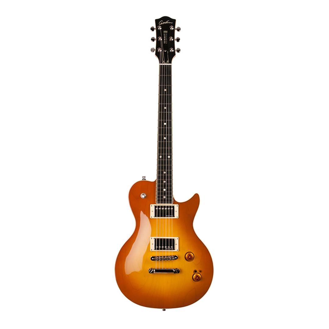 گیتار الکتریک Godin مدل Summit Classic HB Creme Brule HG