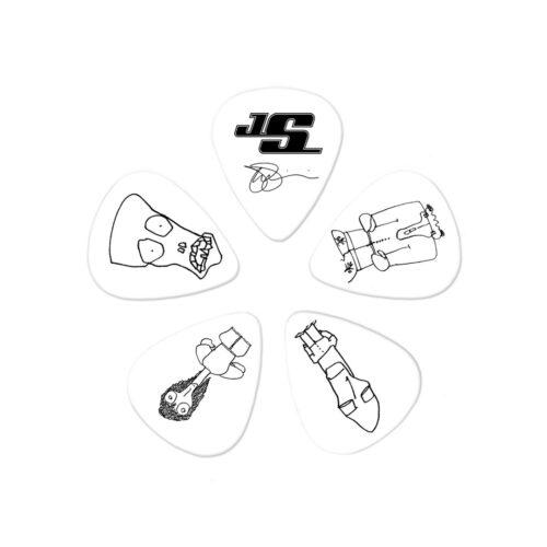 پیک گیتار DAddario مدل Planet Waves Joe Satriani 1CWH2-10JS