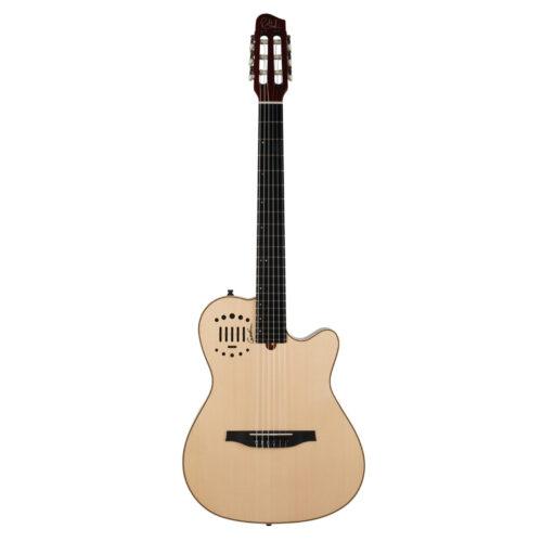 گیتار آکوستیک Godin مدل Nylon Duet Ambiance HG