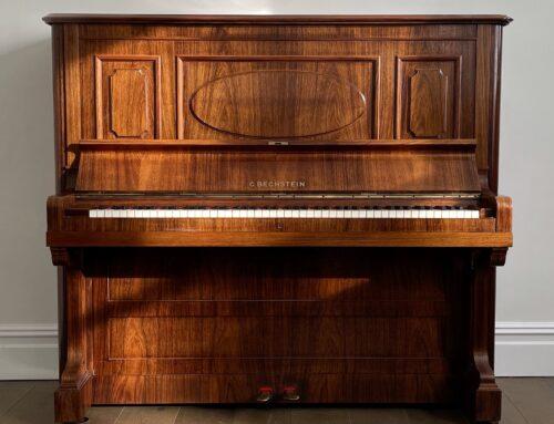 چهکسی پیانوی دیواری (Upright) را اختراع کرد؟