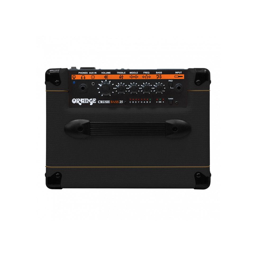 آمپلی فایر Orange مدل Crush Bass 25 Black