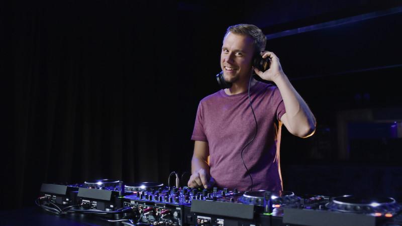 دیجی Armin van Buuren