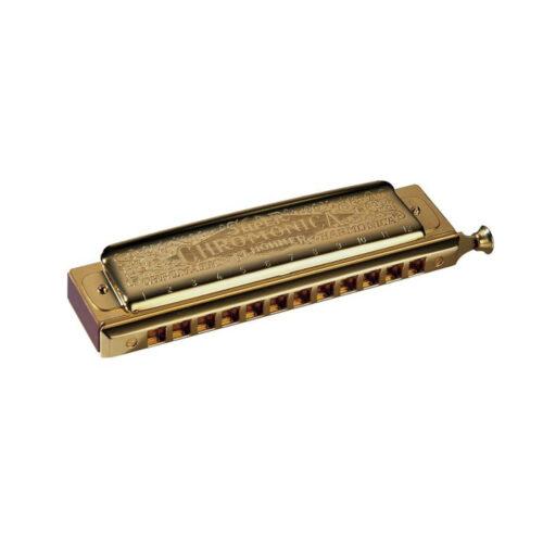 سازدهنی کروماتیک Hohner مدل Chromonica 270 Gold